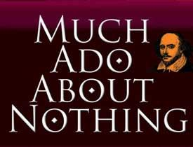 EssayTerm paper: Much ado about nothing: love, hate